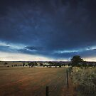 A Distant Storm by Will Barton