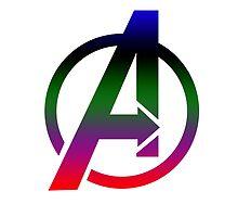 Avengers Rainbow by furanzu