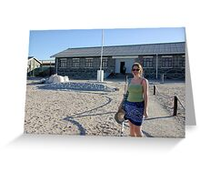 Robben Island 3 Greeting Card