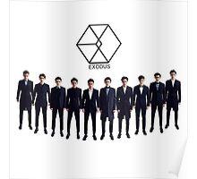 Exo Exodus Poster