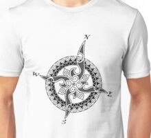 Compass Rose Unisex T-Shirt