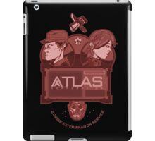 Altas Corporation Exterminators' iPad Case/Skin