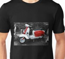 RED & White Unisex T-Shirt