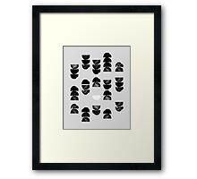 Minimalism 13 Framed Print