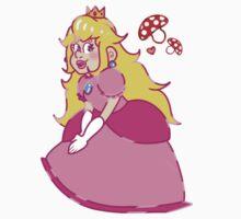 Princess Peach by 6luestar
