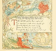 The Baby's Own Aesop by Walter Crane 1908-15 The Wind and the Sun by wetdryvac