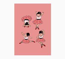 A Quartet of Ballerinas Womens Fitted T-Shirt