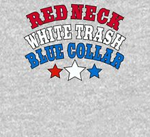Red Neck White Trash Blue Collar Unisex T-Shirt