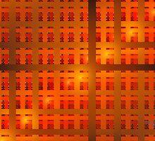 'Grid 12' by Scott Bricker