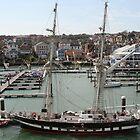 Training Ship by tammyins