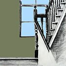 A Stairwell in Limerick by Orla Cahill
