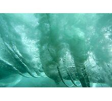 wave twister Photographic Print