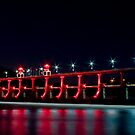Big Dam Bridge by Sharon Morris