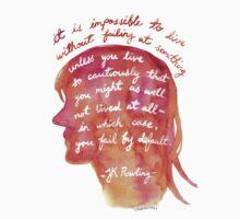 JK Rowling One Piece - Short Sleeve