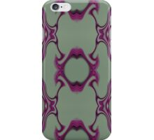 Blueberry lace iPhone Case/Skin