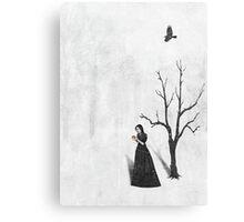 Original Sin? Canvas Print