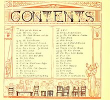 The Baby's Boquet - A Fresh Bunch of Old Rhymes and Tunes - by Walter Crane - 1900-12 Contents by wetdryvac