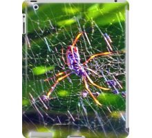 Oh What A Tangled Web We Weave! iPad Case/Skin