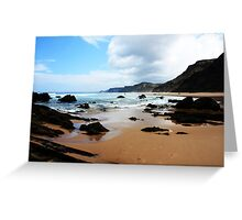 Southwest Portugal Greeting Card