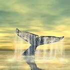 A Whale's Tail by Walter Colvin