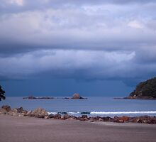 Mount Maunganui by J Harland
