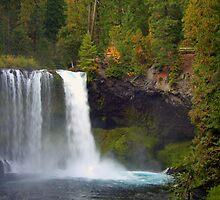 Koosah Falls, Oregon by WaterInMotion