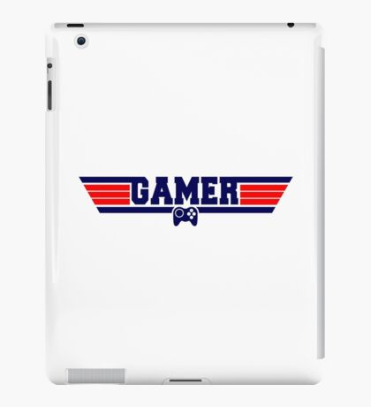 Top Gamer iPad Case/Skin