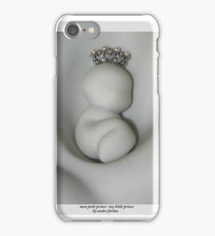 Mon Petit Prince  iPhone Case/Skin
