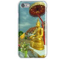 Sheltered Buddha  iPhone Case/Skin