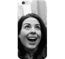 """""""That Girl"""" in NYC iPhone Case/Skin"""