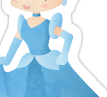 Cinderella Sticker