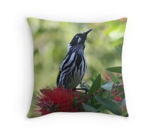 Little Birdy Throw Pillow