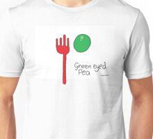 Green eyed pea Unisex T-Shirt