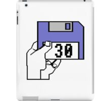 Amiga Bootup Disk for 30 Anniversary of Amiga iPad Case/Skin