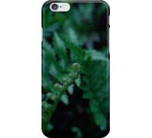 baby fern iPhone Case/Skin