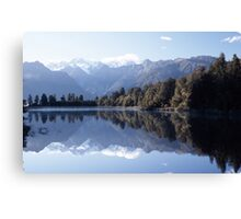 Mirror Mirror Lake Canvas Print