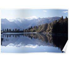 Mirror Mirror Lake Poster