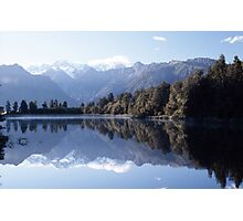 Mirror Mirror Lake Photographic Print