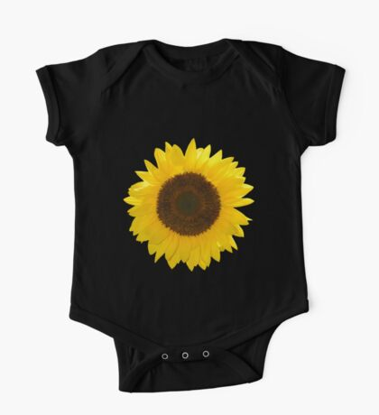 Sunflower One Piece - Short Sleeve