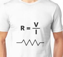 Ohm's law Unisex T-Shirt
