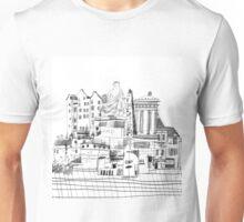 Edinburgh Sights Unisex T-Shirt