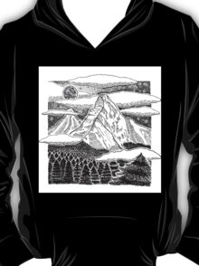 The Misty Mountains T-Shirt