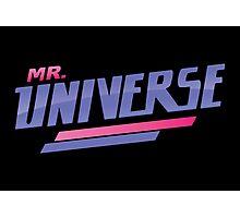 Mr. Universe Tshirt // Steven Universe Photographic Print