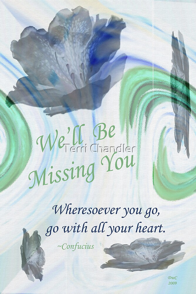 Go With All Your Heart by Terri Chandler