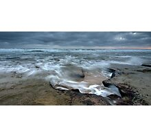 A Raging Heart Photographic Print