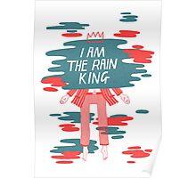 I am The Rain King Poster