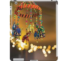 Yoga studio iPad Case/Skin