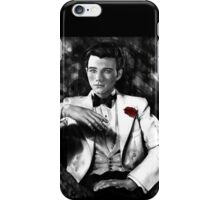 Noel (BnW version) iPhone Case/Skin