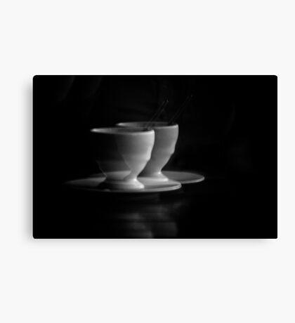 Double Latte Canvas Print