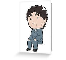 Tiny Will 04 Greeting Card